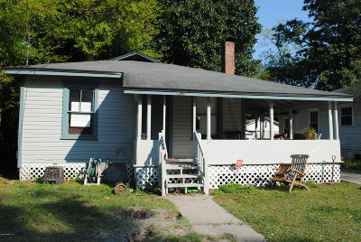 St. Johns County, Flagler County, Clay County, Duval County, Nassau County Single Family Home For Sale: 933 Maynard St