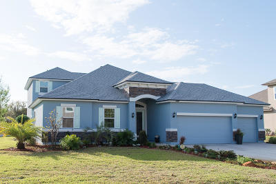 St Augustine Single Family Home For Sale: 1335 Powis Rd