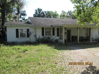 Clay County Single Family Home For Sale: 316 Cypress Ave S