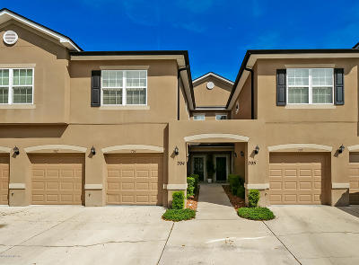 St. Johns County, Flagler County, Clay County, Duval County, Nassau County Condo For Sale: 12301 Kernan Forest Blvd #704