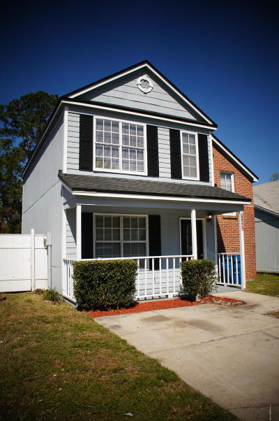 St. Johns County, Flagler County, Clay County, Duval County, Nassau County Single Family Home For Sale: 11062 Traci Lynn Dr
