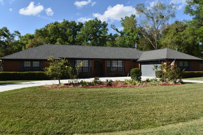 St Johns Single Family Home For Sale: 681 Remington Forest Dr