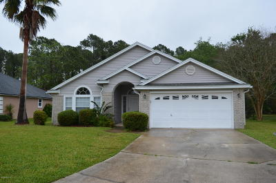 Jacksonville Single Family Home For Sale: 2195 Brighton Bay Trl