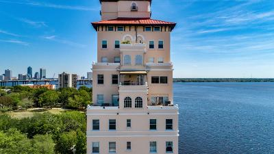 St. Johns County, Flagler County, Clay County, Duval County, Nassau County Condo For Sale: 1846 Margaret St #11A