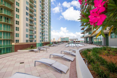 Clay County, Duval County, Flagler County, Nassau County, Putnam County, St. Johns County Condo For Sale: 1431 Riverplace Blvd #1601