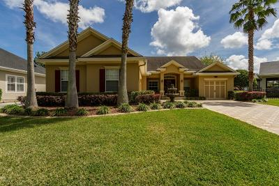 St Augustine Single Family Home For Sale: 1705 Pepper Stone Ct