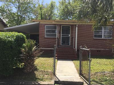 Jacksonville Multi Family Home For Sale: 1546 36th St