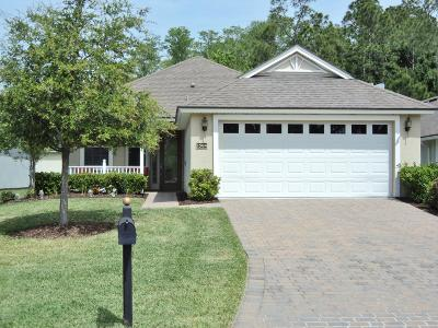 St Augustine Single Family Home For Sale: 1504 Valhalla Way