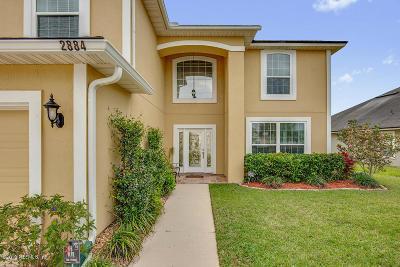 Jacksonville Single Family Home For Sale: 2884 Eagle Preserve Blvd