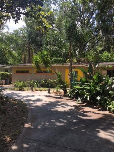 Jacksonville Single Family Home For Sale: 1904 Clemson Rd