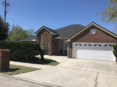 Jacksonville Single Family Home For Sale: 11690 Alexis Forest Dr