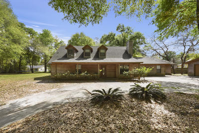 Clay County Single Family Home First Right Of Refusal: 4449 Tumbleweed Rd