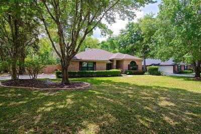Middleburg Single Family Home For Sale: 2016 Glitter Ct