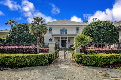Plantation, The Plantation At Pv Single Family Home For Sale: 205 Settlers Row N