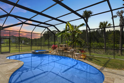 Austin Park, Coastal Oaks, Coastal Oaks At Nocatee, Del Webb Ponte Vedra, Greenleaf Preserve, Greenleaf Village, Kelly Pointe, Nocatee Single Family Home For Sale: 59 Stingray Bay Rd