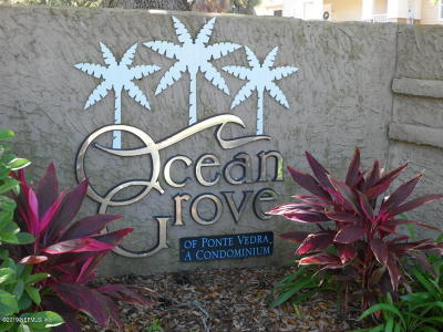 Ponte Vedra Beach Condo For Sale: 7 Arbor Club Dr #214
