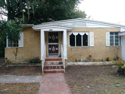 Single Family Home For Sale: 1818 Rowe Ave