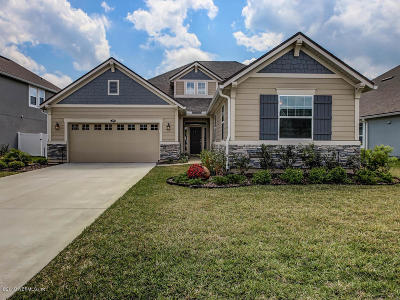 Ponte Vedra Single Family Home For Sale: 279 Tavernier Dr