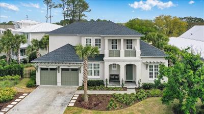 Atlantic Beach, Jacksonville Beach, Neptune Beach, Ponte Vedra, Ponte Vedra Beach, St Johns Single Family Home For Sale: 601 Coastal Oak Ln
