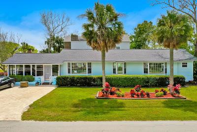 Jacksonville Beach Single Family Home For Sale: 602 3rd Ave N