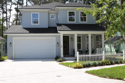 Atlantic Beach Single Family Home For Sale: 890 Paradise Ln