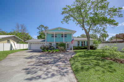 Ponte Vedra Beach Single Family Home For Sale: 457 A1a