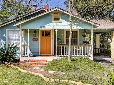 Duval County Single Family Home For Sale: 2693 Green St