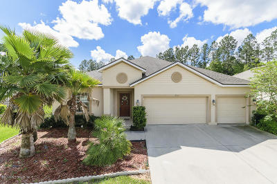 Middleburg Single Family Home For Sale: 735 Sunny Stroll Dr