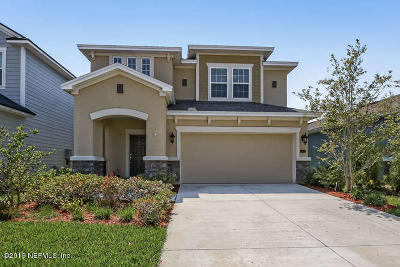 Ponte Vedra Single Family Home For Sale: 106 Skylar Ln