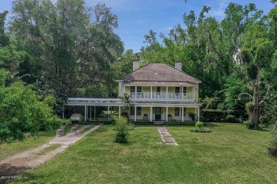 Single Family Home For Sale: 7265 Beach Rd