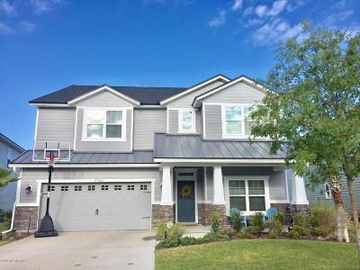 Fernandina Beach Single Family Home For Sale: 97365 Harbour Concourse Cir