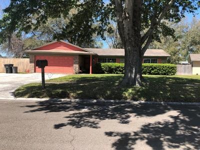 Jacksonville Single Family Home For Sale: 8467 Perkins Ct