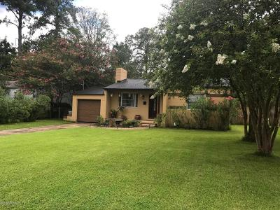 Single Family Home For Sale: 4640 Blount Ave