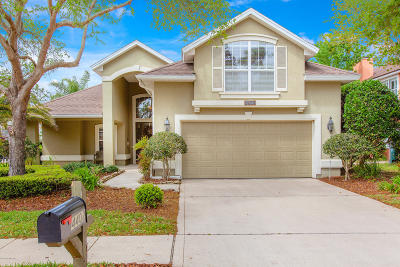 Jacksonville Single Family Home For Sale: 4402 Tradewinds Dr