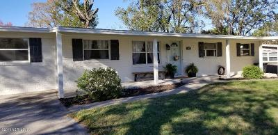 Single Family Home For Sale: 413 Sigsbee Rd
