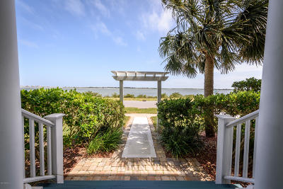 Davis Shores Single Family Home For Sale: 140 Inlet Dr