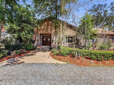 Jacksonville Single Family Home For Sale: 4115 San Juan Ave