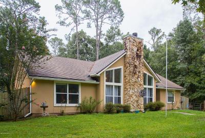 Single Family Home For Sale: 4128 Osceola Trl