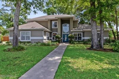 Jacksonville Single Family Home For Sale: 12833 Hawk Crest Pl