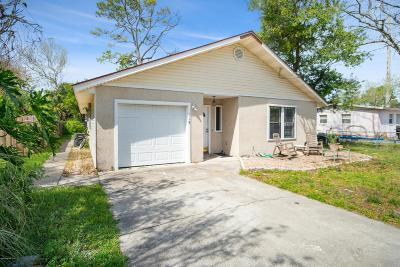 Jacksonville Beach Single Family Home For Sale: 915 14th Ave S