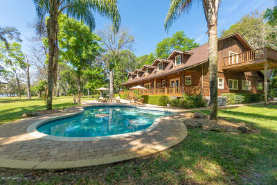 Jacksonville Single Family Home For Sale: 1020 Baisden Rd