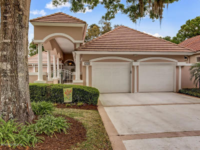 Ponte Vedra Beach FL Single Family Home For Sale: $622,500