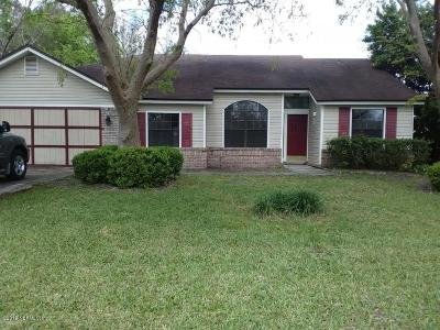 Orange Park Single Family Home For Sale: 3302 Deerfield Pointe Dr