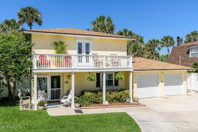 Atlantic Beach Single Family Home For Sale: 972 Ocean Blvd