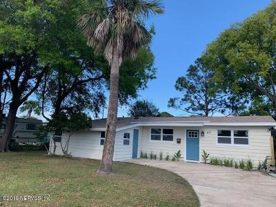 Atlantic Beach Single Family Home For Sale: 471 Irex Rd