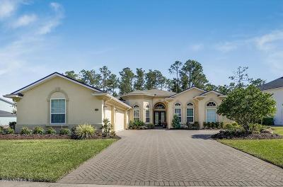 St. Johns County Single Family Home For Sale: 270 Old Bluff Dr