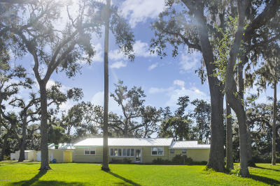 St Augustine Single Family Home For Sale: 365 North Blvd