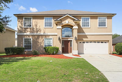 Orange Park Single Family Home For Sale: 3949 Deertree Hills Dr