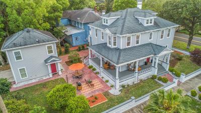 Jacksonville Single Family Home For Sale: 3002 Riverside Ave