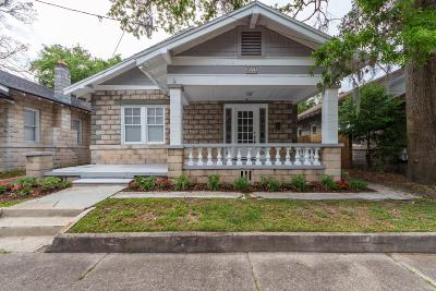 Single Family Home For Sale: 3911 Herschel St